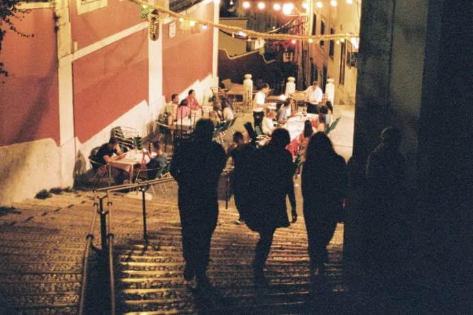Portuguese nightlife