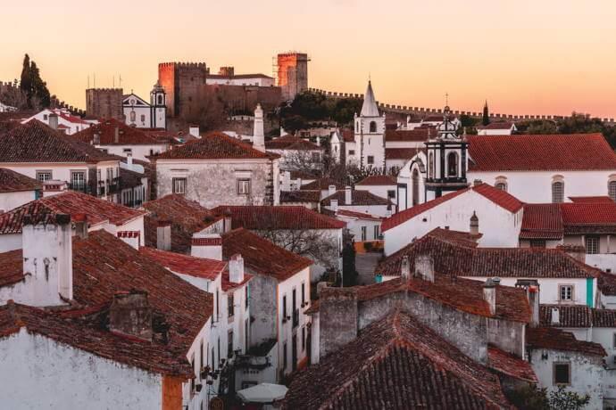 Óbidos View