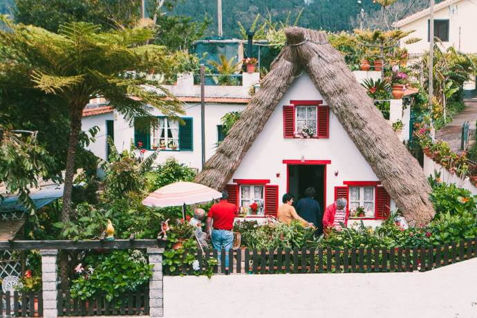 Madeira Island Houses