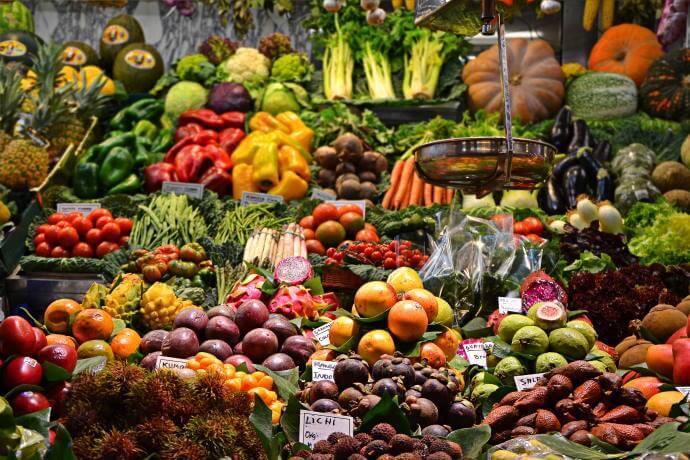 Portuguese Markets