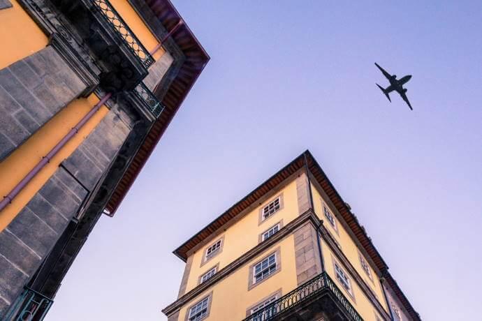 Lisboa to Porto